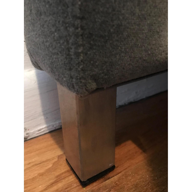 ABC Carpet & Home Velvet Headboard - image-4