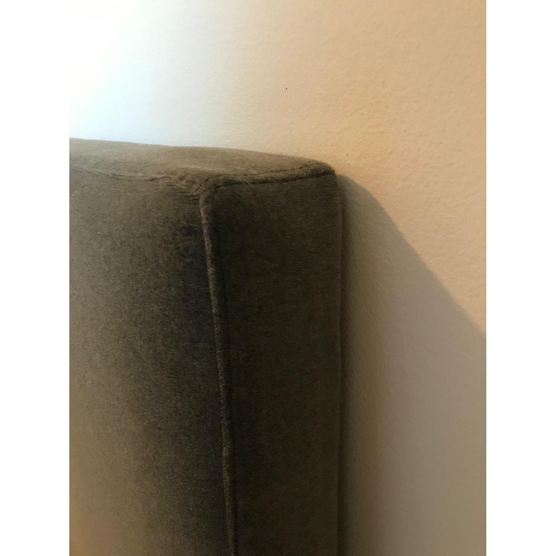 ABC Carpet & Home Velvet Headboard - image-5