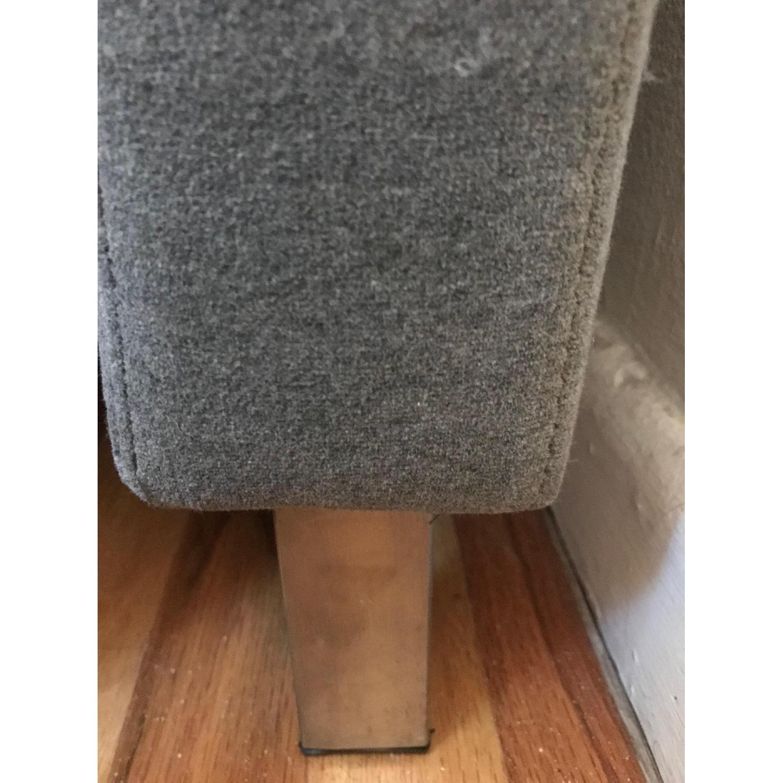 ABC Carpet & Home Velvet Headboard - image-6