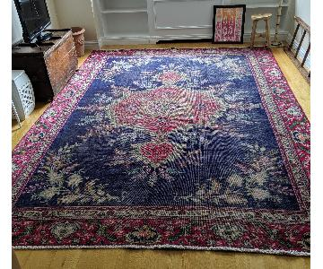 Antique Persian Wool Rug