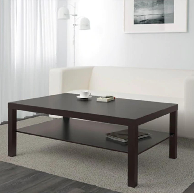 Ikea Lack Coffee Table in Black-Brown - image-4