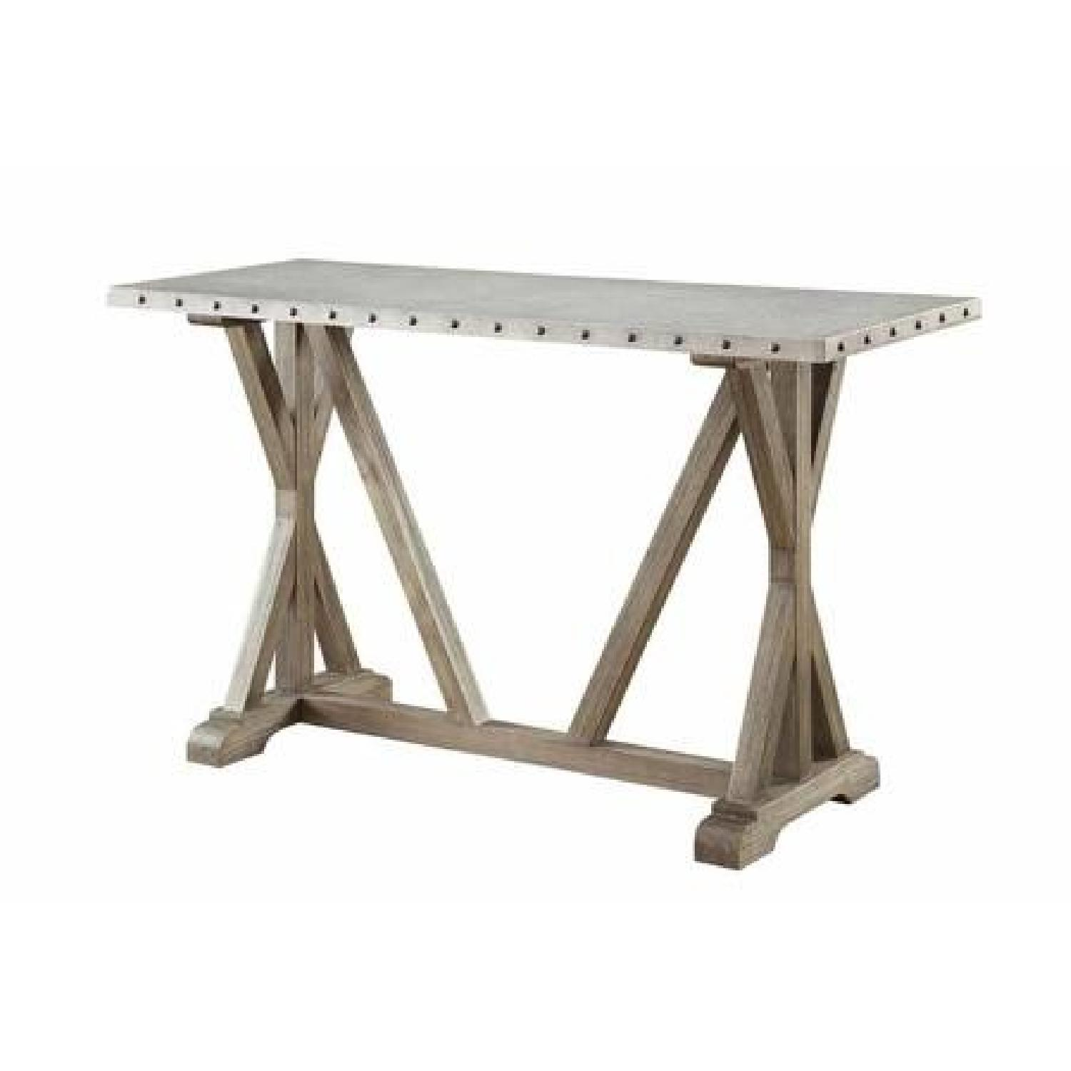 Rustic Industrial Style CoffeeTable