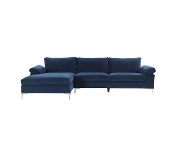 Mercury Row Martello Modern Sectional Sofa