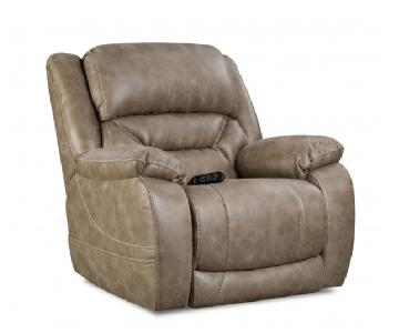 Homestretch Custom Comfort Power Recliner