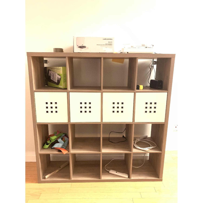 Ikea Kallax Shelving Bookcase