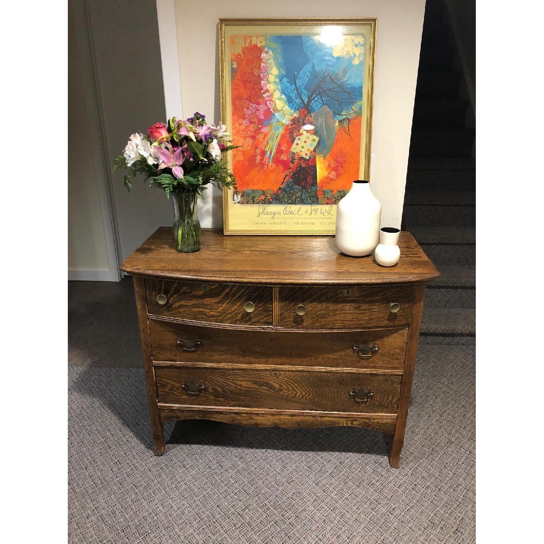 Antique Dresser in Oak - image-1