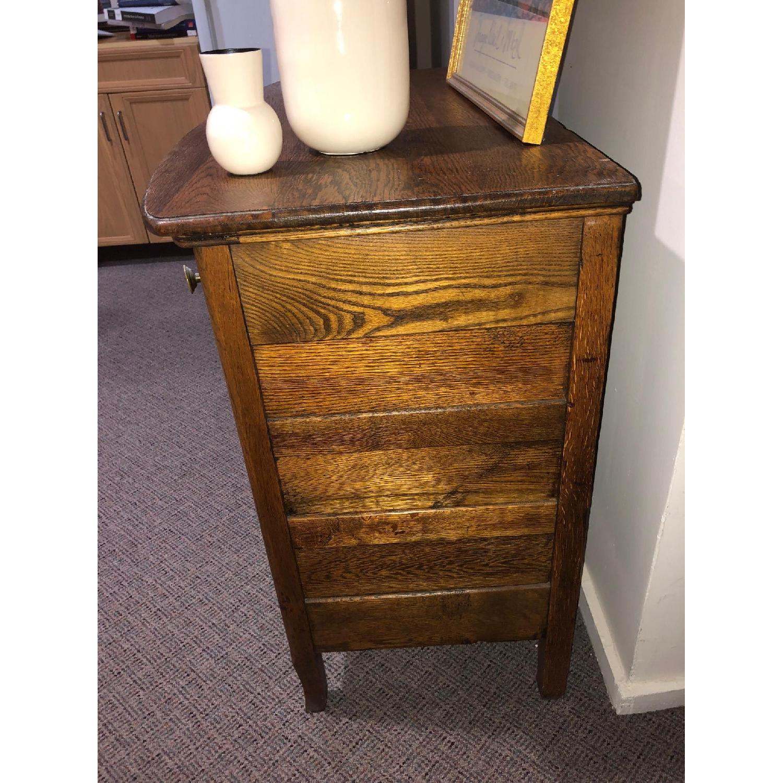 Antique Dresser in Oak - image-3