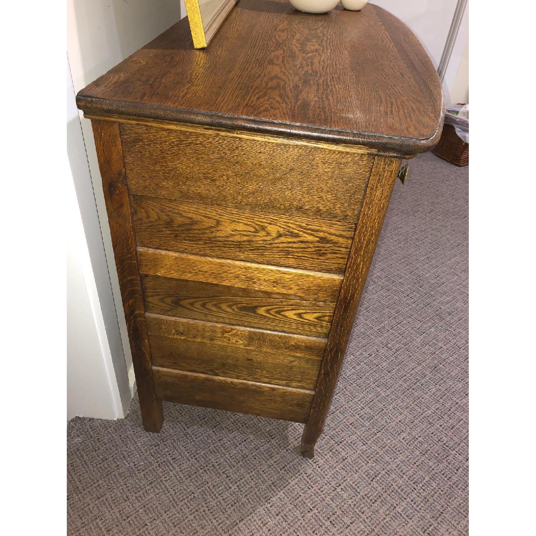 Antique Dresser in Oak - image-4
