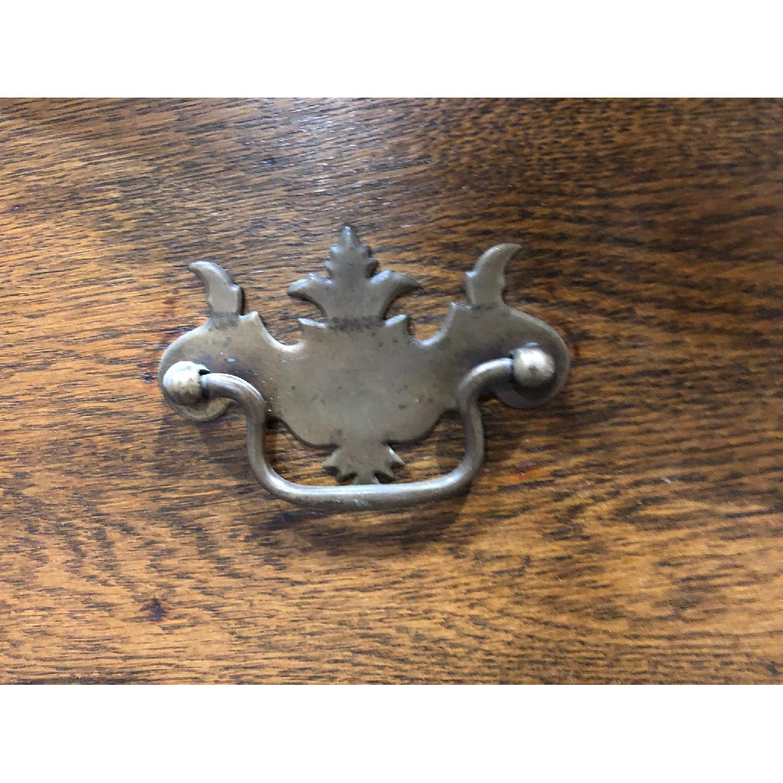 Antique Dresser in Oak - image-6