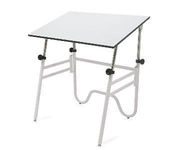Alvin Adjustable Folding Drafting Table