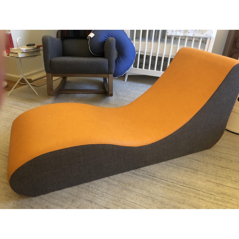 Verner Panton Mid-Century Danish Lounge Chair - image-2