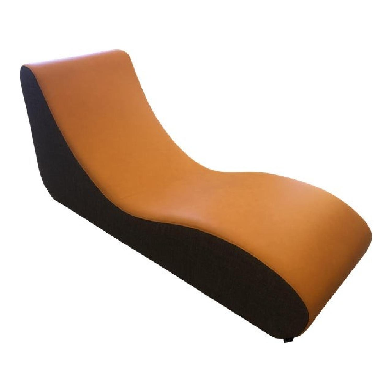Verner Panton Mid-Century Danish Lounge Chair - image-0