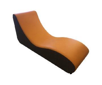 Verner Panton Mid-Century Danish Lounge Chair