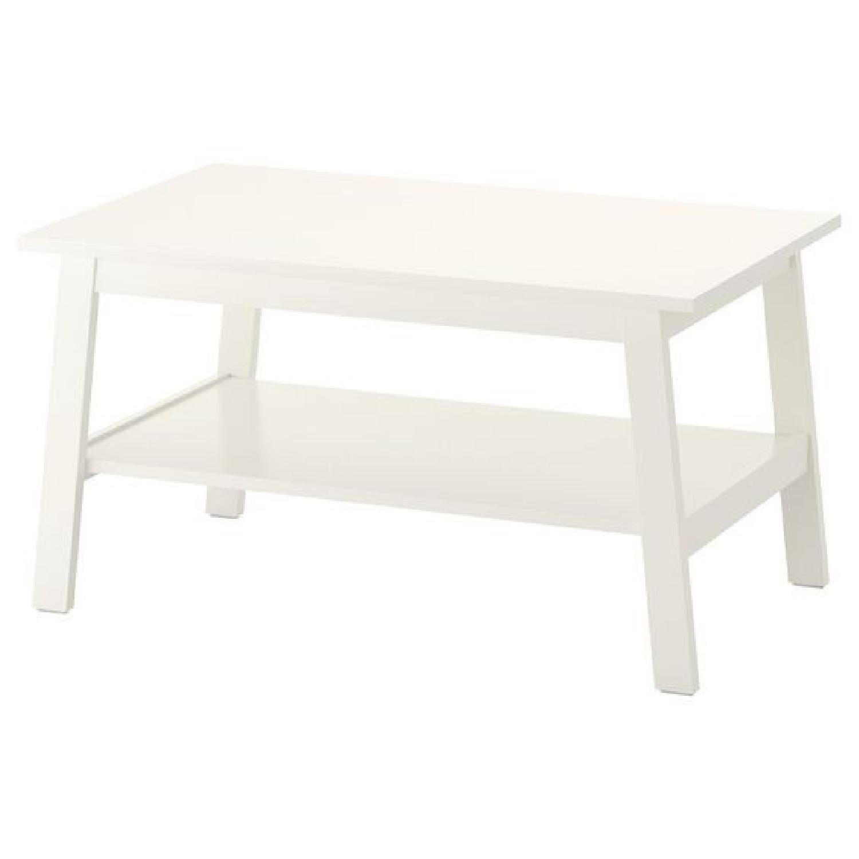 Ikea Lunnarp Coffee Table - image-0