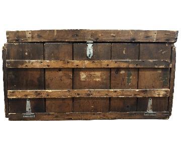 WWII Storage Boxes