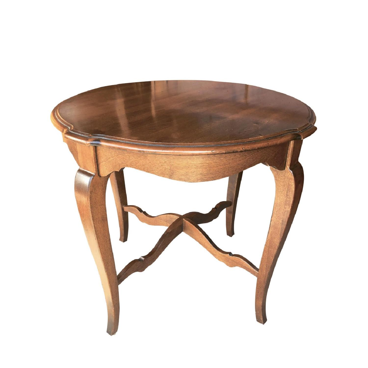 Ethan Allen Country French Accent Table