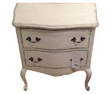 ABC Carpet and Home Antique Reproductions El Nightstand