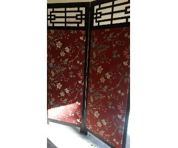 2-Panel Room Divider