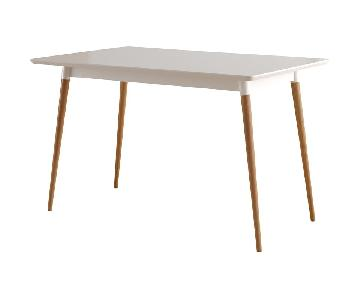 Zipcode Design Bess Dining Table w/ 2 Chairs