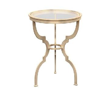 Ethan Allen Belle Accent Table
