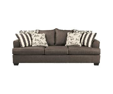 Ashley Levon Queen Size Sleeper Sofa