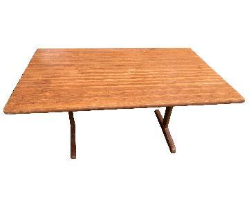 OG Mobelfabrik A/S Riverside Dining Table