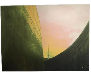 CB2 Painting
