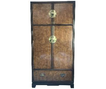 Vintage Chinese Armoire