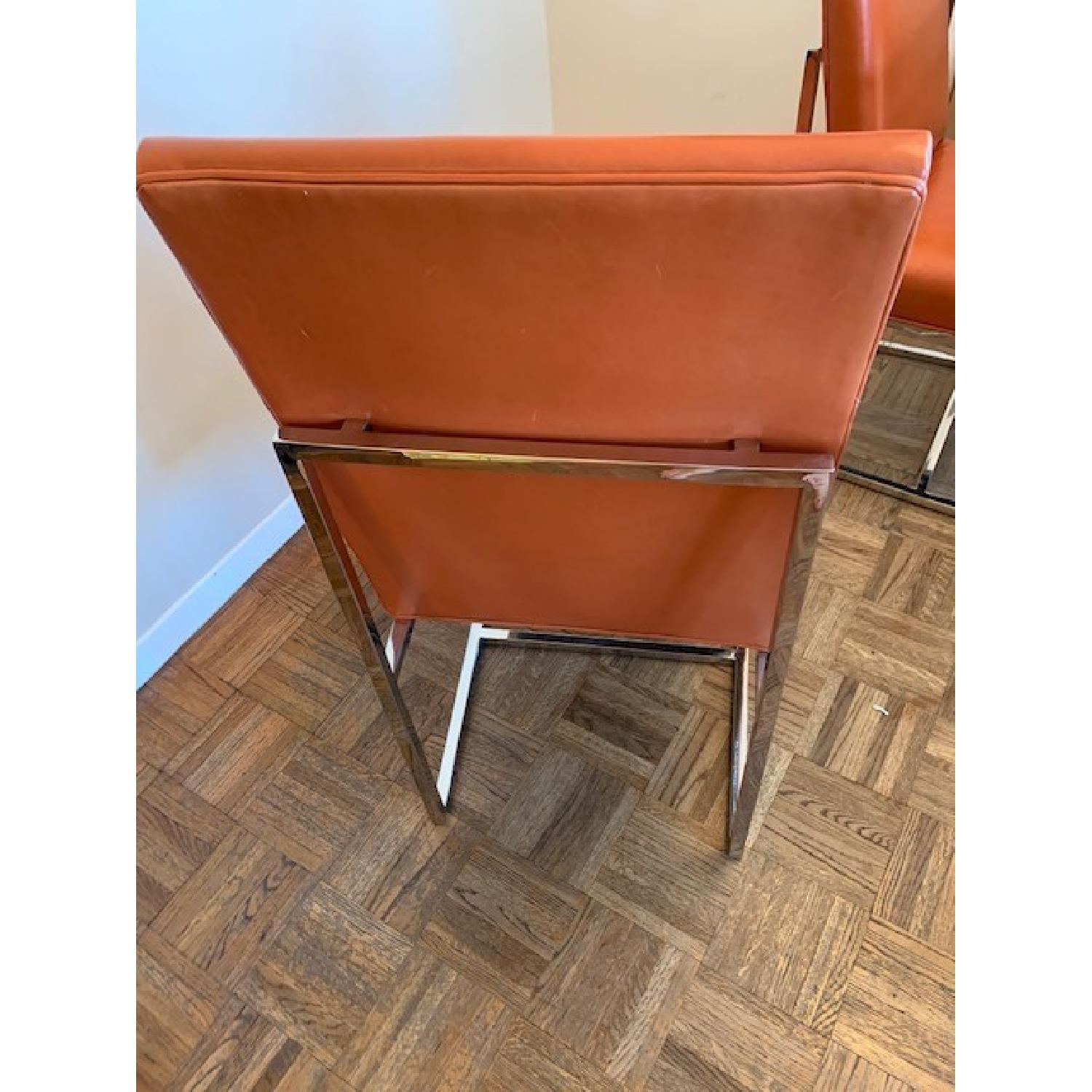 Mitchell Gold + Bob Williams Gage Leather Dining Chairs - image-2