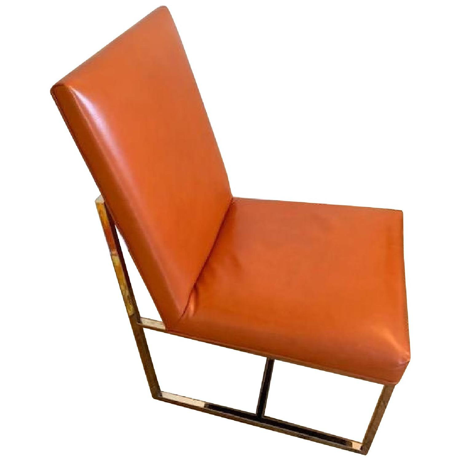 Mitchell Gold + Bob Williams Gage Leather Dining Chairs - image-0