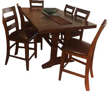 7-Piece Expandable Dining Set