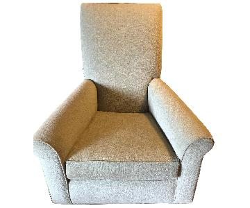 Portico Bed & Bath 5th Avenue Accent Armchair