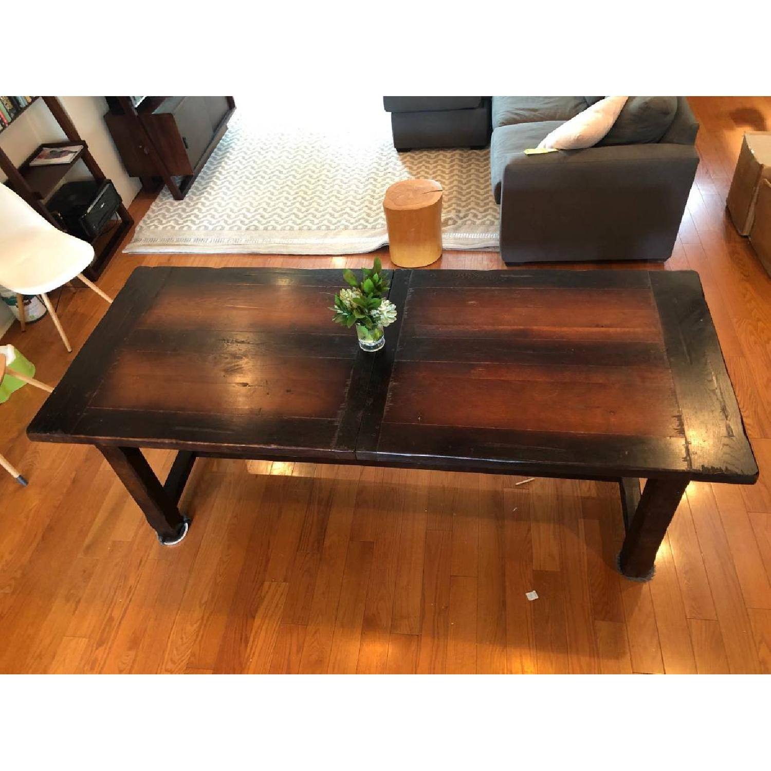 ABC Carpet and Home French Country Wood Dining Table - image-1