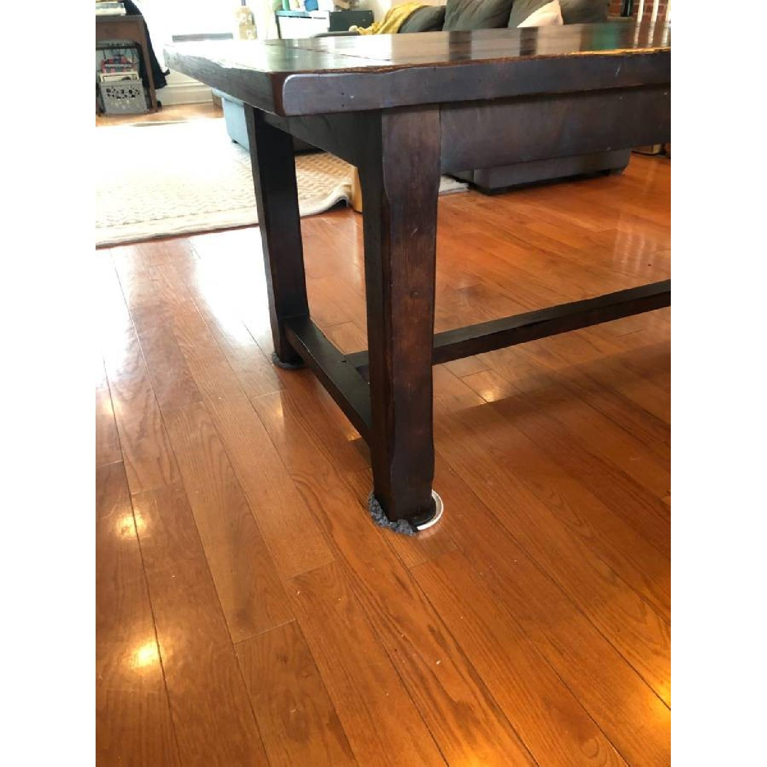 ABC Carpet and Home French Country Wood Dining Table - image-2