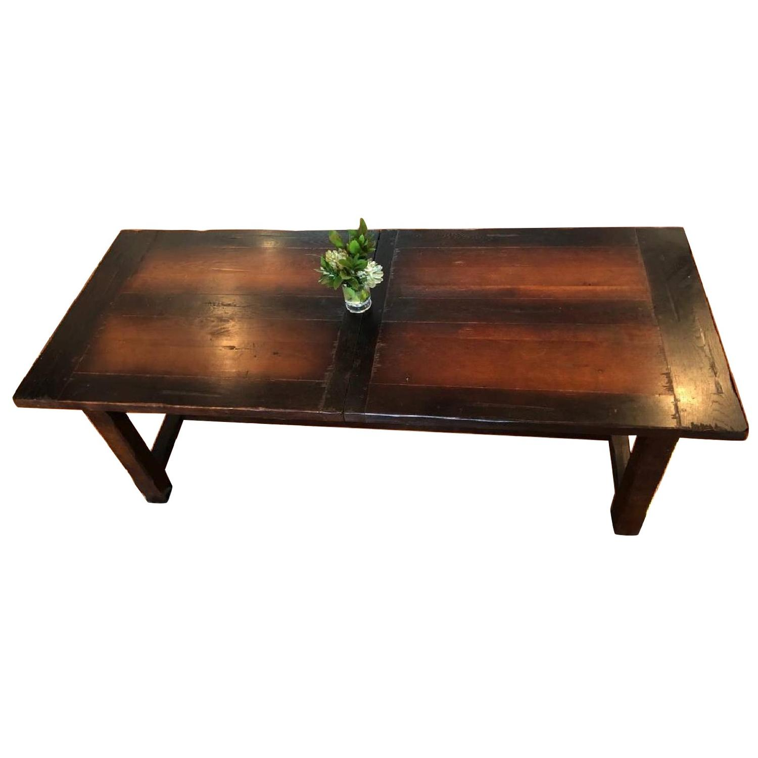 ABC Carpet and Home French Country Wood Dining Table - image-0