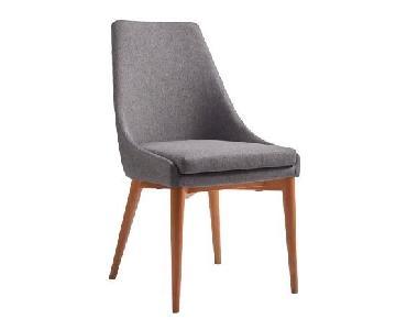 Modani Ursa Gray Chairs