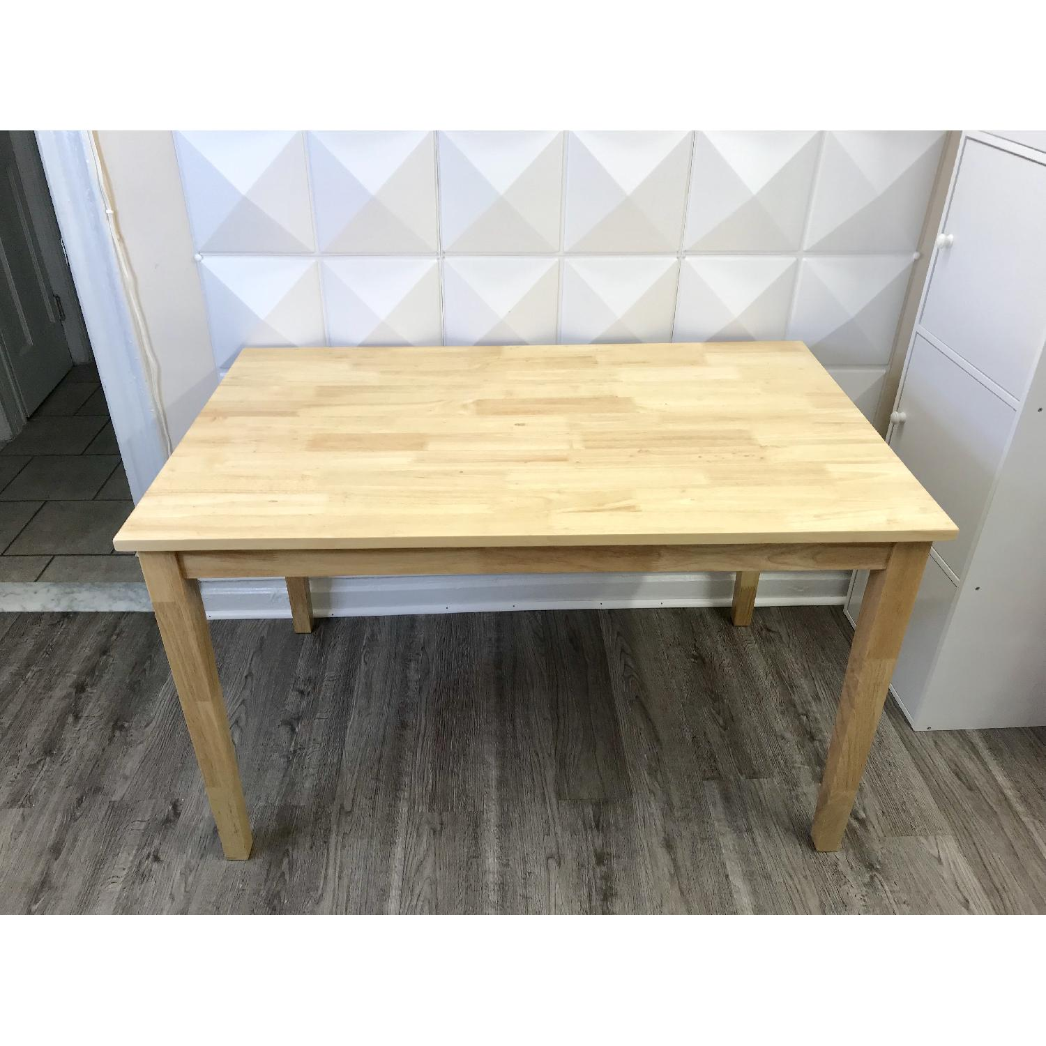 Wood Dining Table - image-2