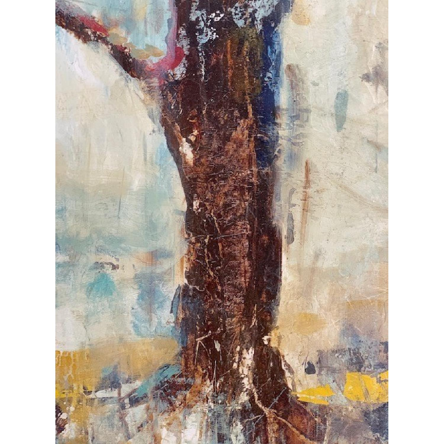 Ballard Designs Tree Giclee Cotton Canvas on Wood Frame - image-3