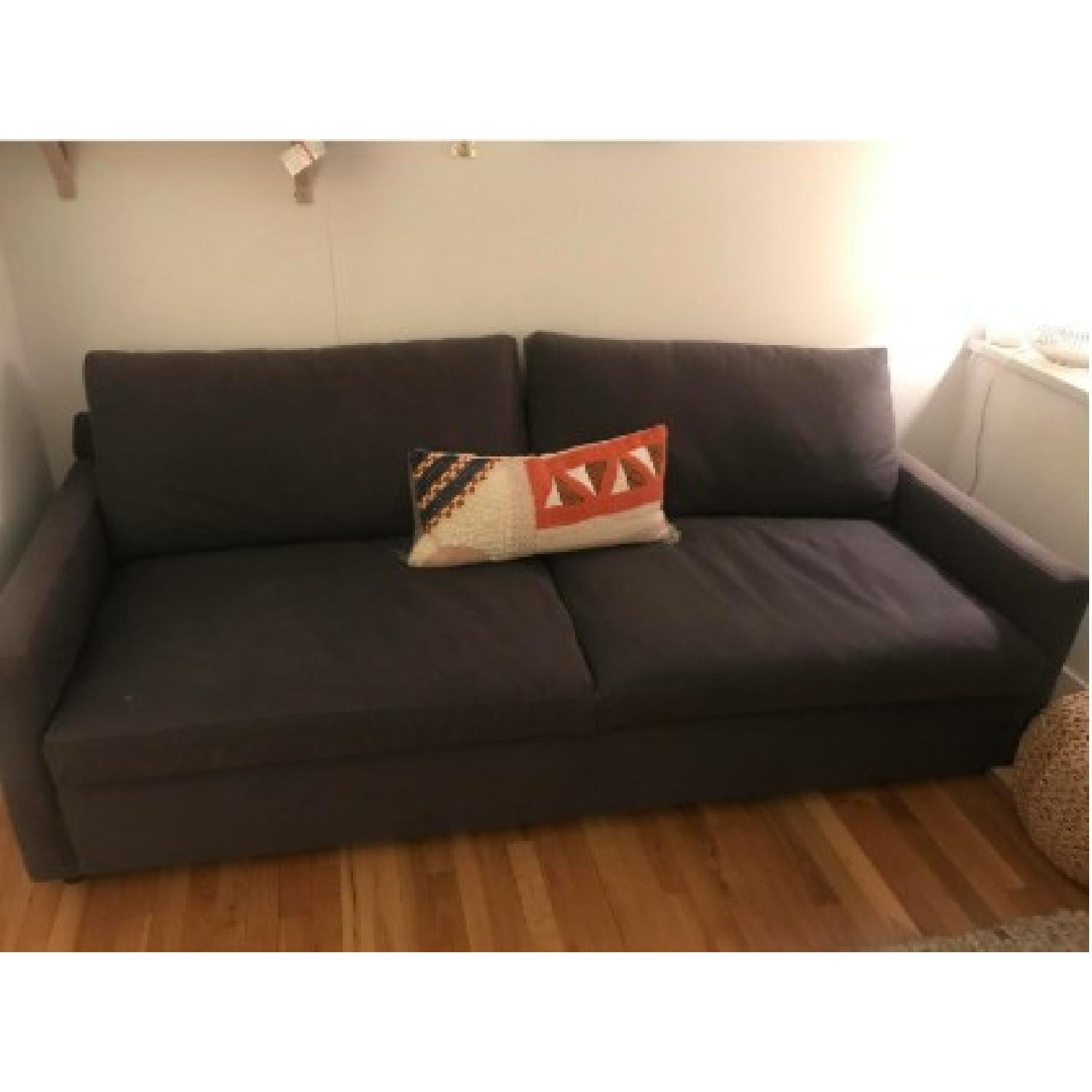 ABC Carpet and Home Queen Sleeper Sofa - image-3