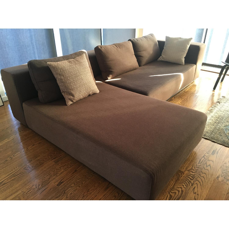 Softline Nevada 2-Piece Sleeper Sectional Sofa - image-1