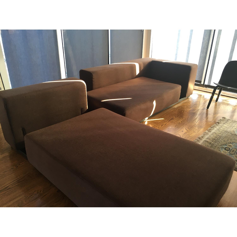 Softline Nevada 2-Piece Sleeper Sectional Sofa - image-2