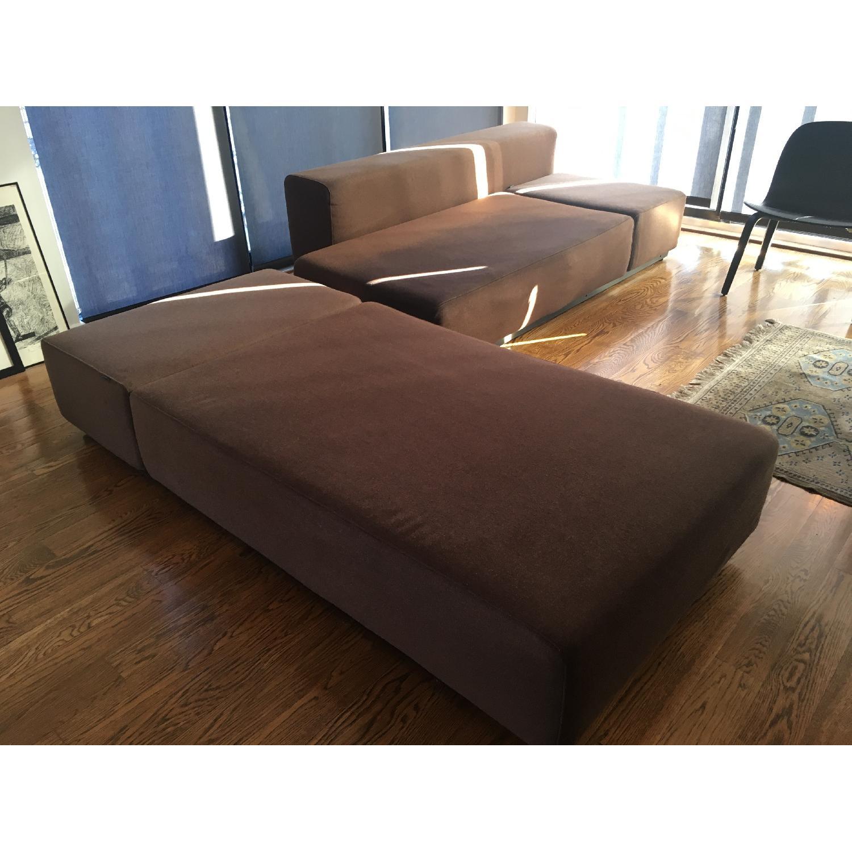Softline Nevada 2-Piece Sleeper Sectional Sofa - image-3