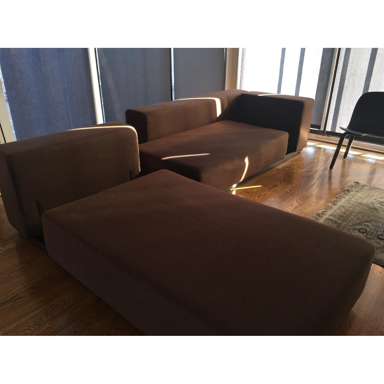 Softline Nevada 2-Piece Sleeper Sectional Sofa - image-6