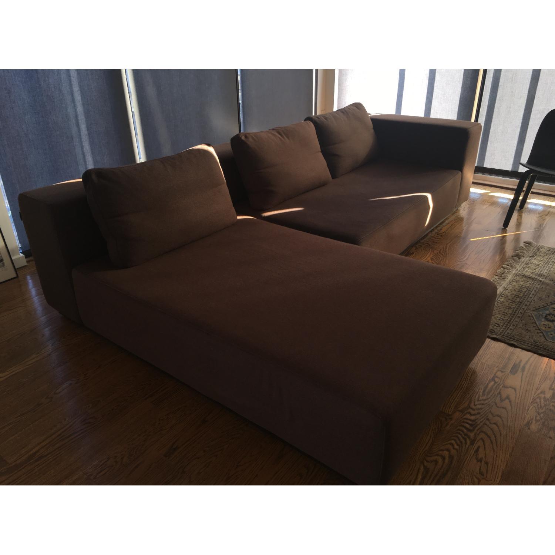 Softline Nevada 2-Piece Sleeper Sectional Sofa - image-11