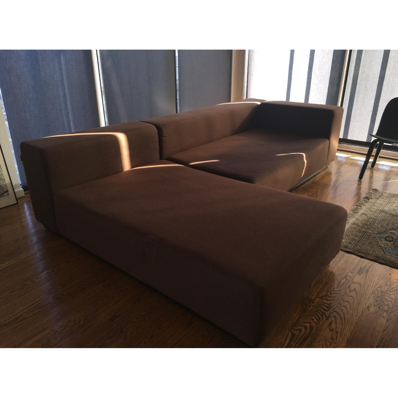Softline Nevada 2-Piece Sleeper Sectional Sofa - image-12