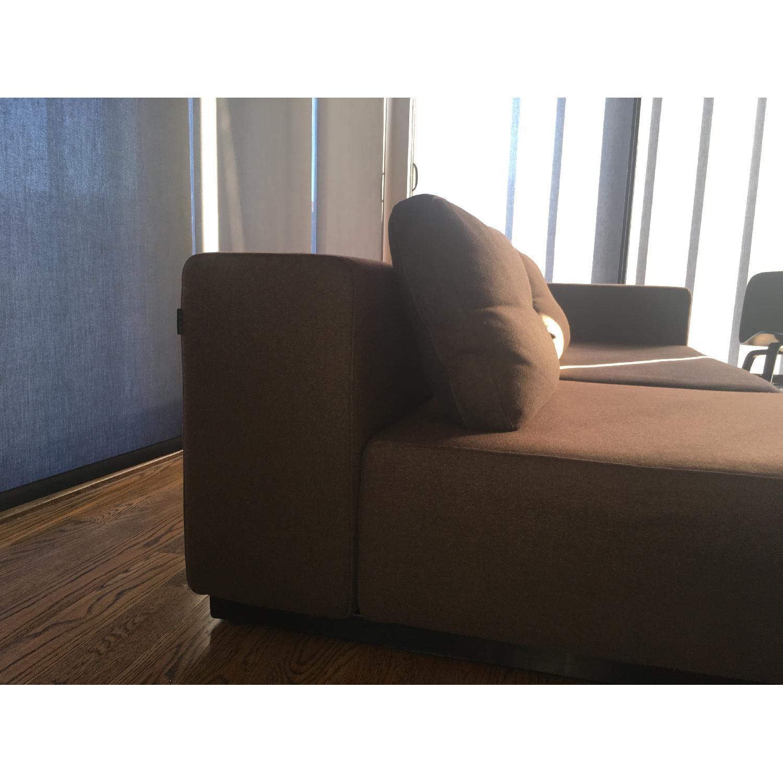 Softline Nevada 2-Piece Sleeper Sectional Sofa - image-15