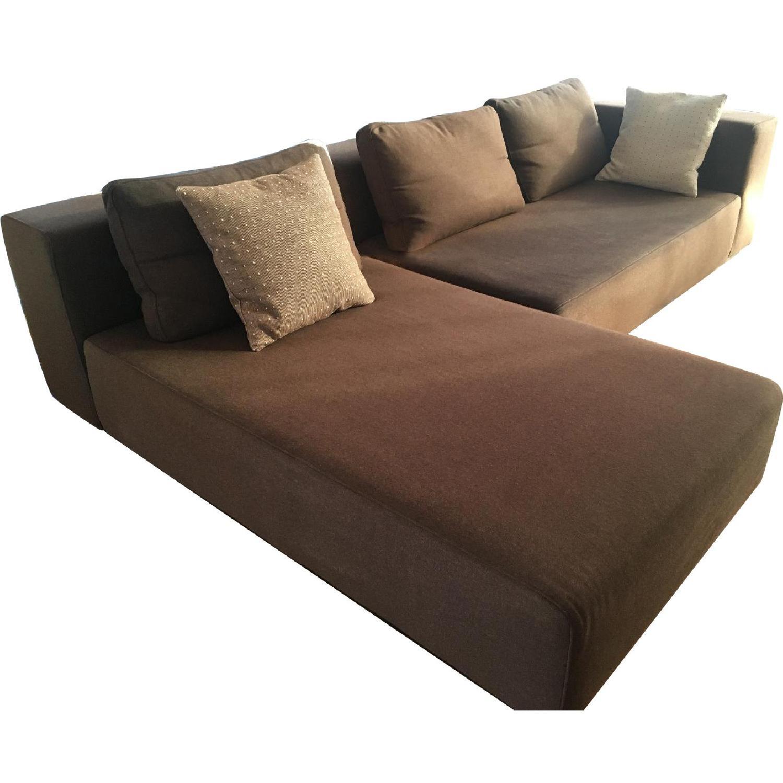 Softline Nevada 2-Piece Sleeper Sectional Sofa - image-0