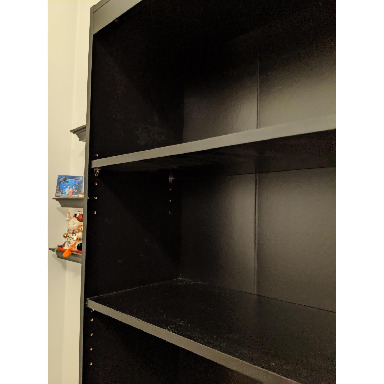 South Shore Furniture Axess Black Bookshelf - image-3