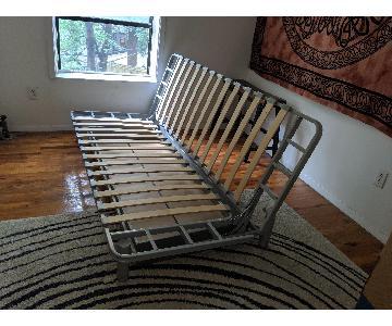 Ikea Beddinge Lovas Futon Frame w/ Storage