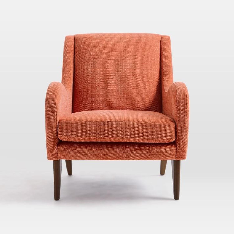 West Elm Sebastian Chair in Desert Sunset - image-2